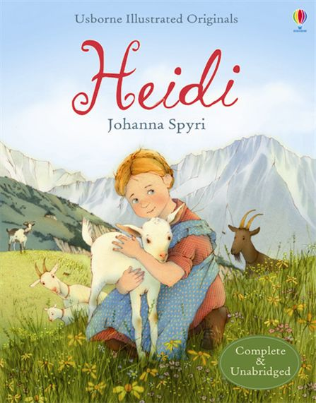 Heidi | Literawiki | FANDOM powered by Wikia
