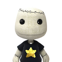 LittleBigPlanet PSP Launch Shirt