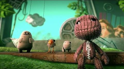 LittleBigPlanet 3 - Hugh Laurie & Stephen Fry Trailer