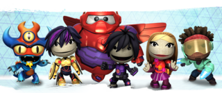 Disney's Big Hero 6 Costume Pack