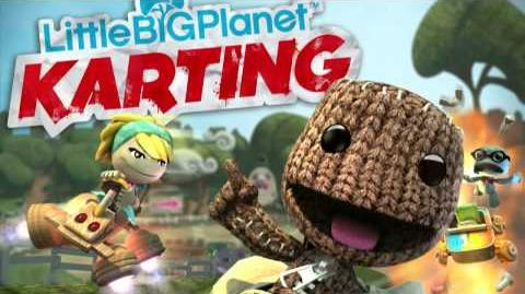 LittleBigPlanet Karting Soundtrack - Eve's Asylum Remix