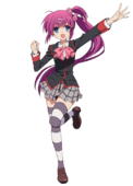 Haruka Anime Version