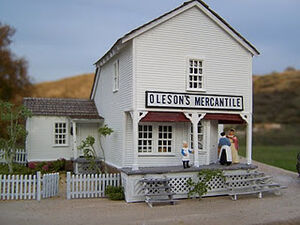 Olesons shop