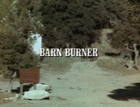 Title.barnburner