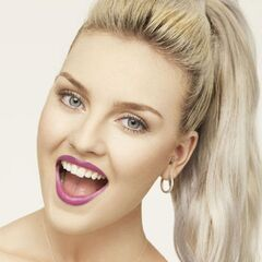 Perrie wearing her day makeup