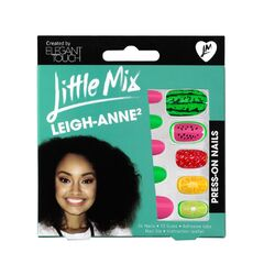<i>Leigh-Anne 2 Press On Nails</i>