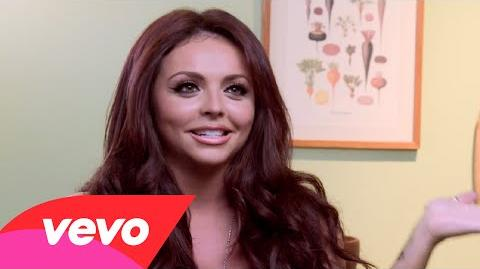 Little Mix - Get To Know Jesy (VEVO LIFT) Brought To You By McDonald's