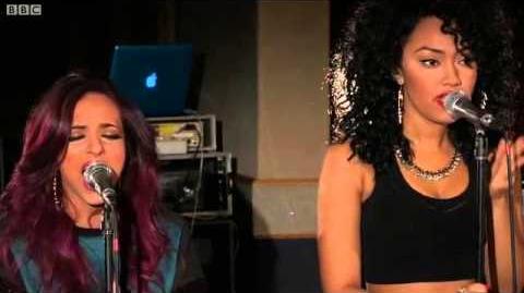 Little Mix - DNA (Radio 1's Live Lounge)