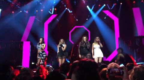 Little Mix - Salute (Apple Music Festival, London)