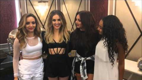 Little Mix have something exciting to tell you...