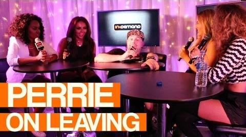 Perrie NOT Quitting Little Mix - In Demand Summer Live