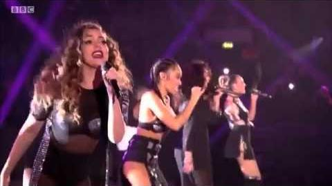 Little Mix Performance 'Black Magic' on BBC