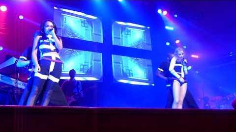 Little Mix (HD) - Madhouse (Live, DNA Tour 2013, Royal Concert Hall, Nottingham)