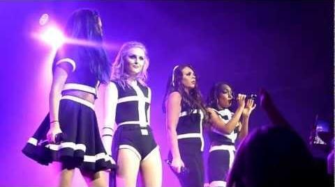 Little Mix (HD) - Make You Believe (Live, DNA Tour 2013, Royal Concert Hall, Nottingham)