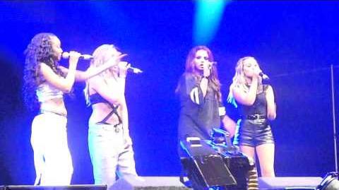 Little Mix - How Ya Doin (Acapella) - Radio City Summer Live 2014