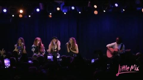 Little Mix at The MTV's Studios NYC