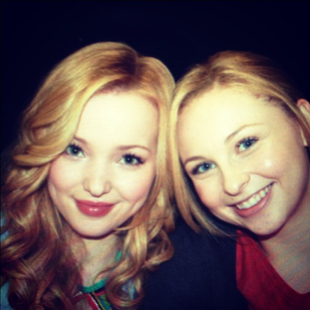 Dove Cameron Twin in Real Life Dove Cameron Twin Sister