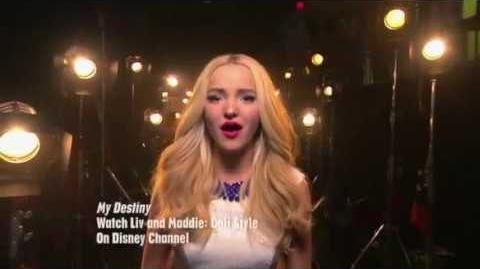 Liv and Maddie- Cali Style - My Destiny - SONG - Sneak Peek - Sing It Live!!! -a- Rooney