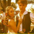 Lucas and Shelby