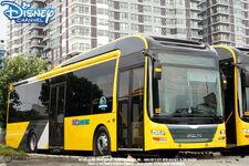 Liv and Maddie Tours Tourist Transport Service, Inc - P2P (Premium Point-To-Point Bus) (1)