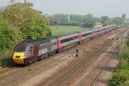 Arriva Cross Country HST