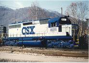 CSX Stealth SD40