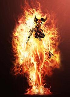 Fire Elemental 1