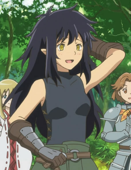 Log Horizon Nureha Seine | Log Hor...