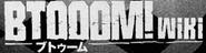 BTOOOM Wiki-wordmark