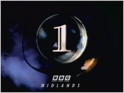 BBC 1 1991 Midlands