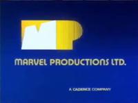 Marvel Productions Ltd. 1981