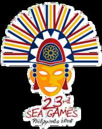 SEA Games 2005 Logo