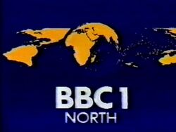 BBC 1 1974 North