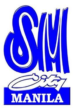 SM City Manila logo 2000