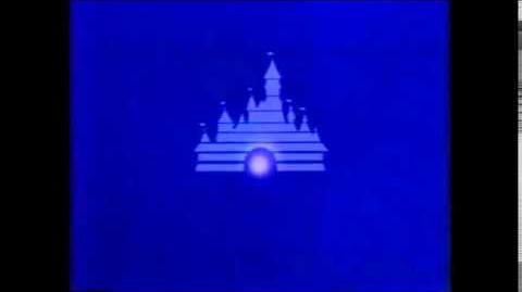 Walt Disney Television (1988) *RARE VARIANT*
