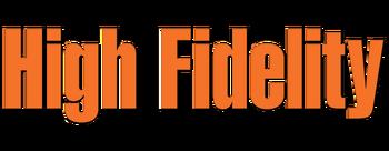 High-fidelity-movie-logo