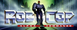 Key art robocop alpha commando