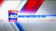 FOX 40 2013