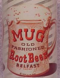 Mug Root Beer 1959
