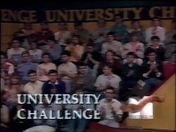 UniversityChallengeAustralia 1