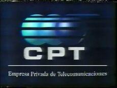 Compañia Peruana de Telefonos (Logo 1991)