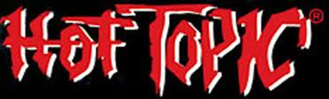 Old hot topic logo