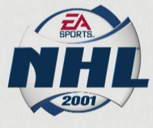 Nhl 2001 logo
