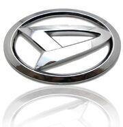 Daihatsu badge 2005
