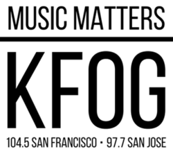 KFOG 104.5 97.7 2016