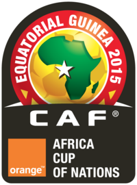 2015 Africa Cup of Nations logo (Equatorial Guinea)