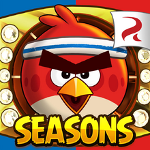 Angry Birds Seasons Square Icon The Finals