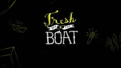 Fresh Off the Boat intertitle