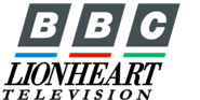 BBC LIONHEART TELEVISION 1992 LOGO