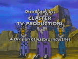 Claster transformers84